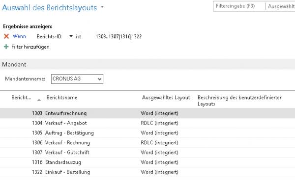 Dynamics Nav 2017 Entwurfsrechnung Und Andere Belege Microsoft